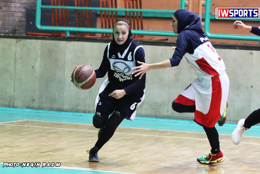 گروه بهمن برای قهرمانی در لیگ برتر بسکتبال بی رقیب است؟