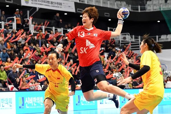 همه چیز در مورد مسابقات هندبال زنان آسیا در ژاپن + برنامه مسابقات ایران