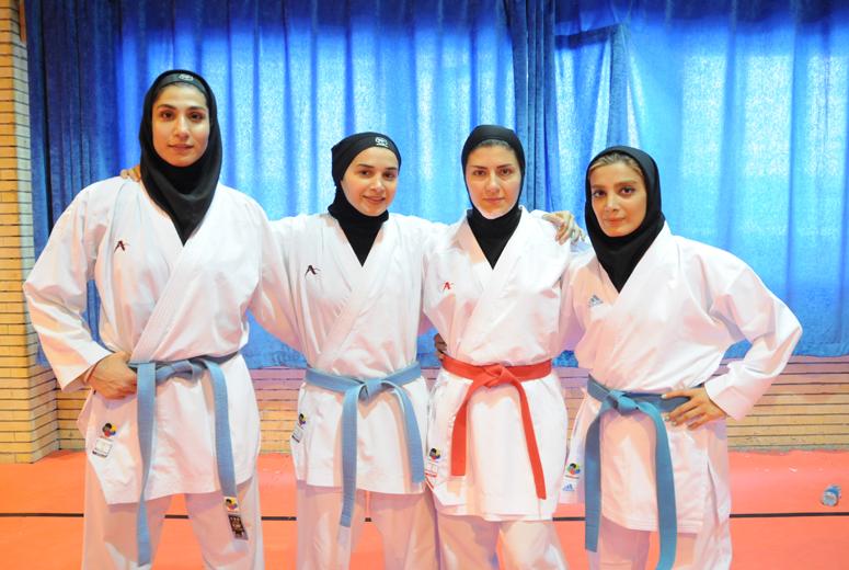 کاراته قهرمانی جهان/ کومیته تیمی ایران در رده بندی ؛ تاریخ ساز می شوند؟