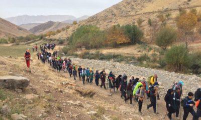 کوهنوردی بانوان 400x240 هیئت کوهنوردی خراسان رضوی: منتقدان از اتفاقات اطلاع ندارند / امنیت برای ما اولویت است