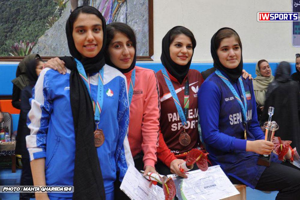 در راه مسابقات تنیس روی میز قهرمانی آسیا / ۳۲ دختر پینگ پنگ باز فراخوانده شدند