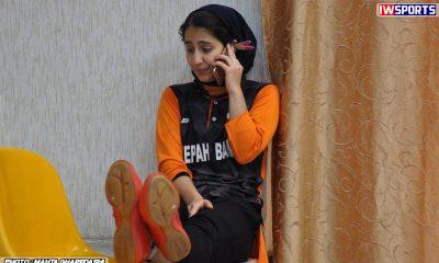 تور تنیس روی میز بانوان در مشهد و نایب قهرمانی فاطمه جمالی فر 400x240 گزارش تصویری : در حاشیه مرحله سوم تور تنیس روی میز بزرگسالان در مشهد