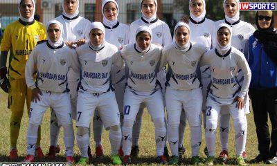 دیدار تیم های پارس جنوبی بوشهر و شهرداری بم در هفته اول لیگ برتر فوتبال بانوان 16 400x240 پرافتخار ترین بازیکنان تاریخ لیگ برتر فوتبال بانوان را بشناسید