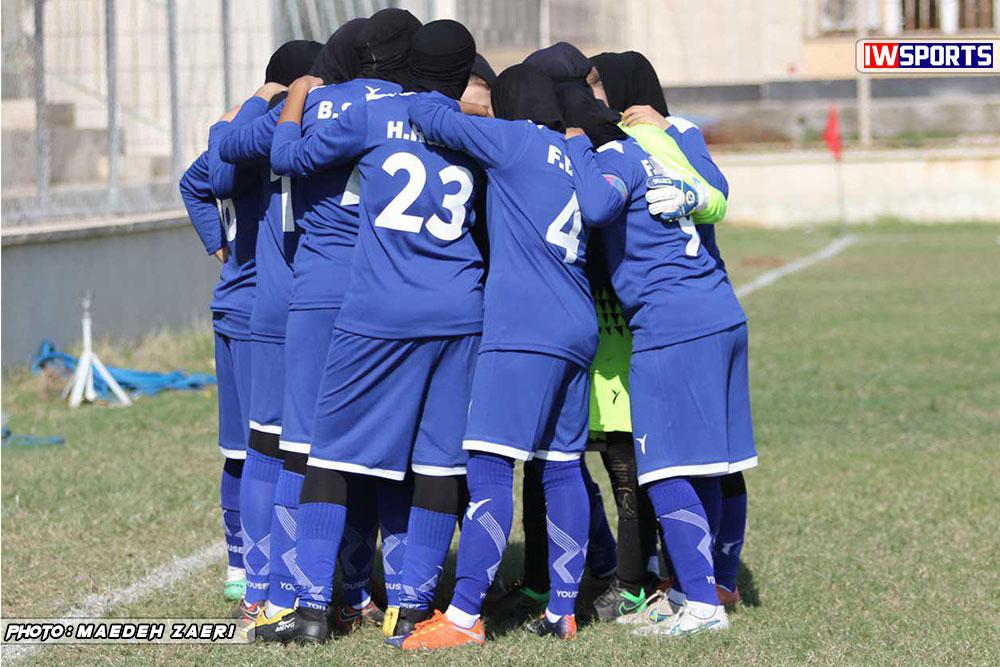رقابت ۱۹ تیم در لیگ دسته اول فوتبال زنان از ۱۸ فروردین