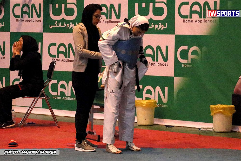 مسابقات تکواندوی آزاد بزرگسالان کشور آذر 97 ناهید کیانی 1000x667 ناهید کیانی در حساسترین ماههای زندگی ؛ قویتر از همیشه