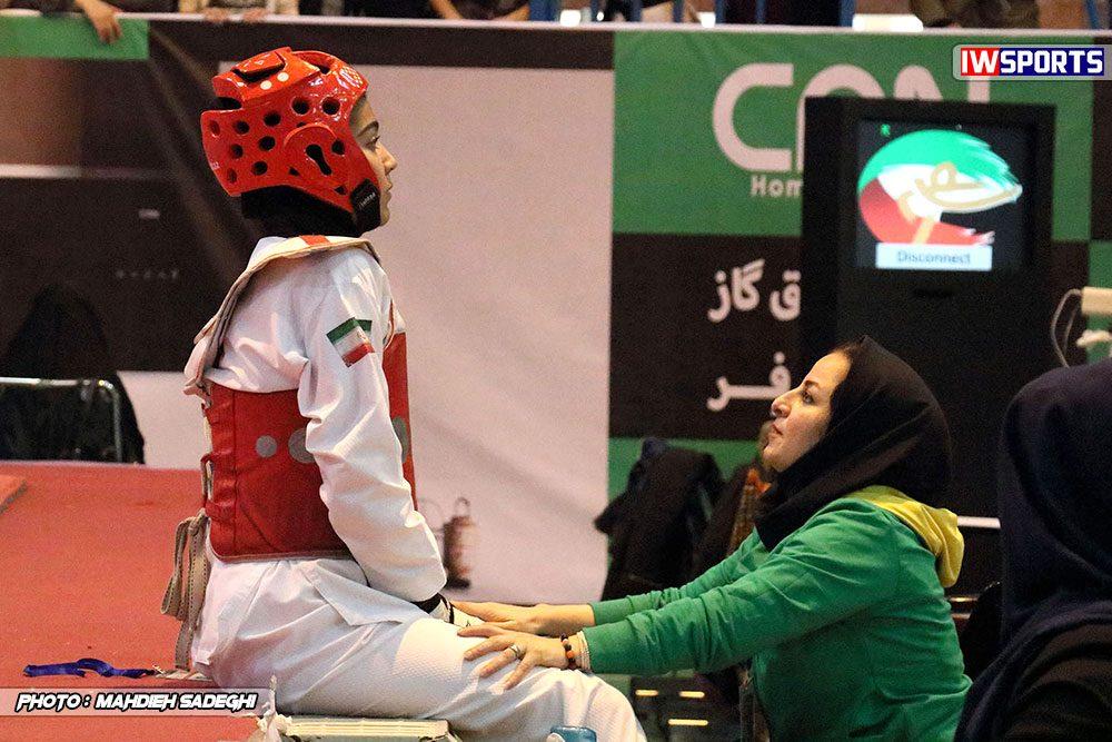 مسابقات تکواندوی آزاد کشور آذر 97 20 1000x667 گزارش تصویری مسابقات تکواندوی آزاد بانوان کشور / بخش اول