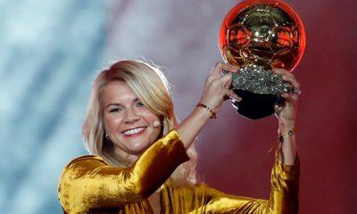 Ada Hegerberg آدا هگربرگ توپ طلای فوتبال زنان 2018 400x240 توپ طلای 2018 فوتبال زنان به آدا هگربرگ رسید ؛ ستاره ای از سرزمین برفی