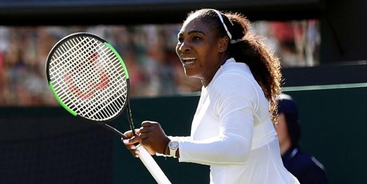 تنیس آزاد استرالیا: سرنا ویلیامز تنیسور شماره یک جهان را حذف کرد