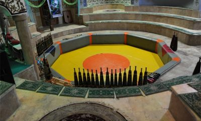 هنرنمایی دختر باستانی کار نوجوان 400x240 ورزش باستانی و زورخانه ای زنان در ایران راه اندازی میشود
