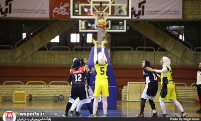 پلی آف لیگ برتر بسکتبال بانوان گاز تهران پاز 14 400x240 لیگ برتر بسکتبال بانوان ۹۸