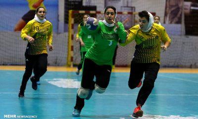 دربی هندبال بانوان اصفهان ذوب آهن و سپاهان 19 400x240 کیش قهرمان هندبال امیدهای کشور شد | سلوکی: تیم ملی امید بانوان تشکیل میشود