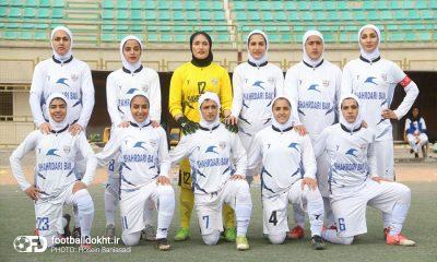 شهرداری بم 400x240 هفته بیستم لیگ برتر فوتبال بانوان | قهرمانی تکراری شهرداری بم ؛ این بار پیش از موعد