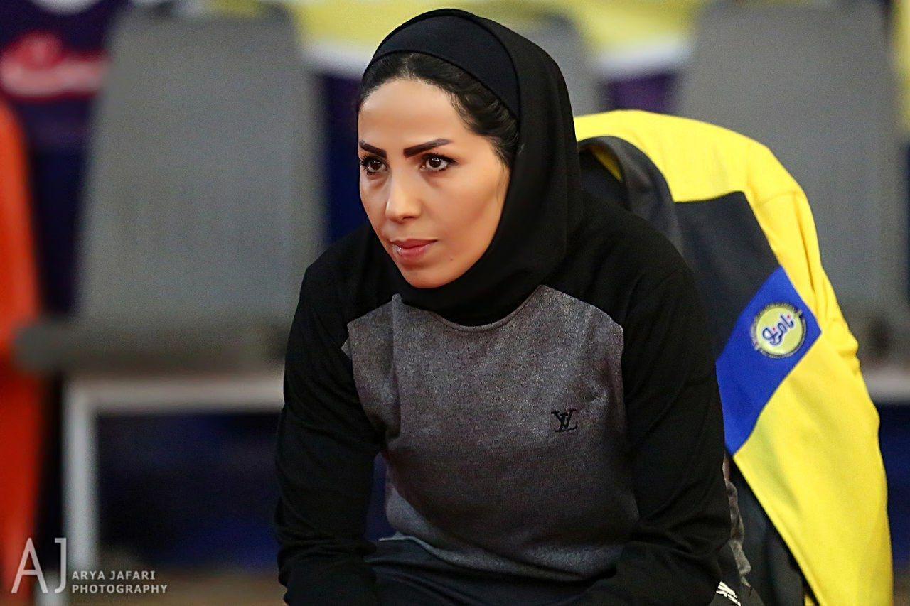 شهناز یاری: در فوتسال ایران عدالت جنسیتی وجود ندارد