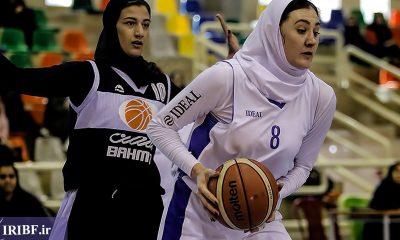 لیگ برتر بسکتبال بانوان دانشگاه آزاد گروه بهمن 400x240 تیم منتخب هفته هشتم لیگ برتر بسکتبال بانوان معرفی شد