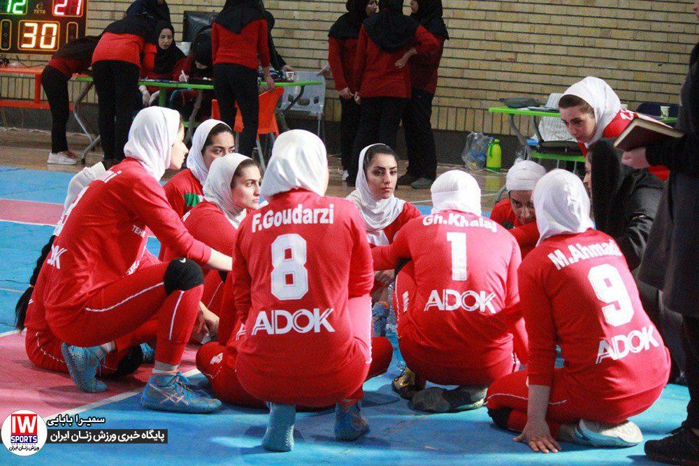 لیگ برتر کبدی بانوان 7 1000x667 گزارش تصویری از لیگ برتر کبدی بانوان در مجموعه ورزشی بعثت تهران
