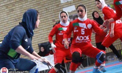 لیگ برتر کبدی بانوان 8 400x240 آغاز لیگ برتر کبدی بانوان با حضور ۱۰ تیم در تهران | دانشگاه آزاد جایگزین آداک شد