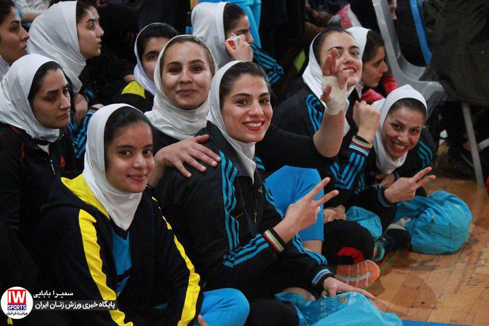 لیگ برتر کبدی بانوان 9 1000x667 گزارش تصویری از لیگ برتر کبدی بانوان در مجموعه ورزشی بعثت تهران