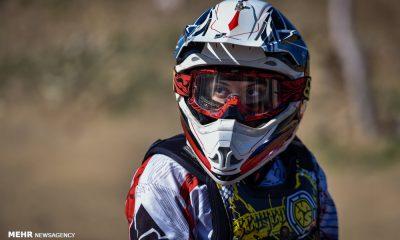 مسابقات موتور کراس بانوان کشور 14 400x240 گزارش تصویری مسابقات موتور کراس بانوان کشور در تهران
