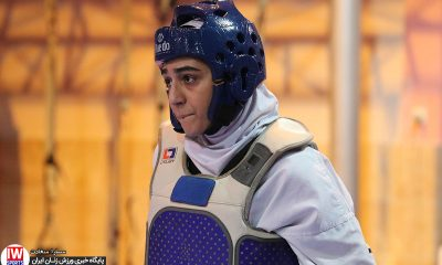 ملیکا میرحسینی تکواندو 400x240 ویدئو | نظرات ملیکا میرحسینی پس از اولین مسابقه برای فتح صدر البرز در لیگ تکواندو