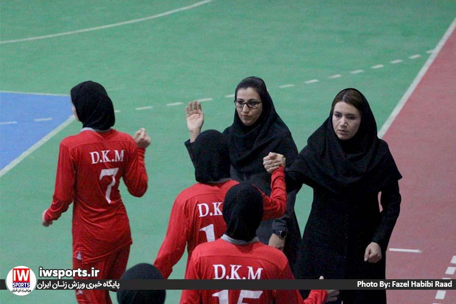 هفته پنجم لیگ برتر فوتسال بانوان | شوک دوم به مشهد و پیروزی دختران کویر در کرمان