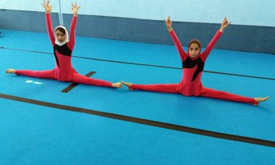 ژیمناستیک بانوان 400x240 مسابقات ژیمناستیک بانوان کشورهای اسلامی لغو می شود؟