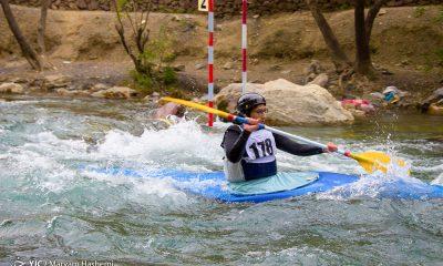 آب های خروشان کشور در قزوین 400x240 پایان مسابقات قایقرانی آب های خروشان جوانان و امید کشور در قزوین