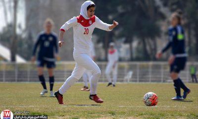 ایران 1 بلاروس 2 دیدار دوستانه تیم ملی فوتبال بانوان Iran women 1 Belarus women 2 17 400x240 برنامه دیدارهای تیم ملی فوتبال بانوان ایران در مرحله دوم انتخابی المپیک