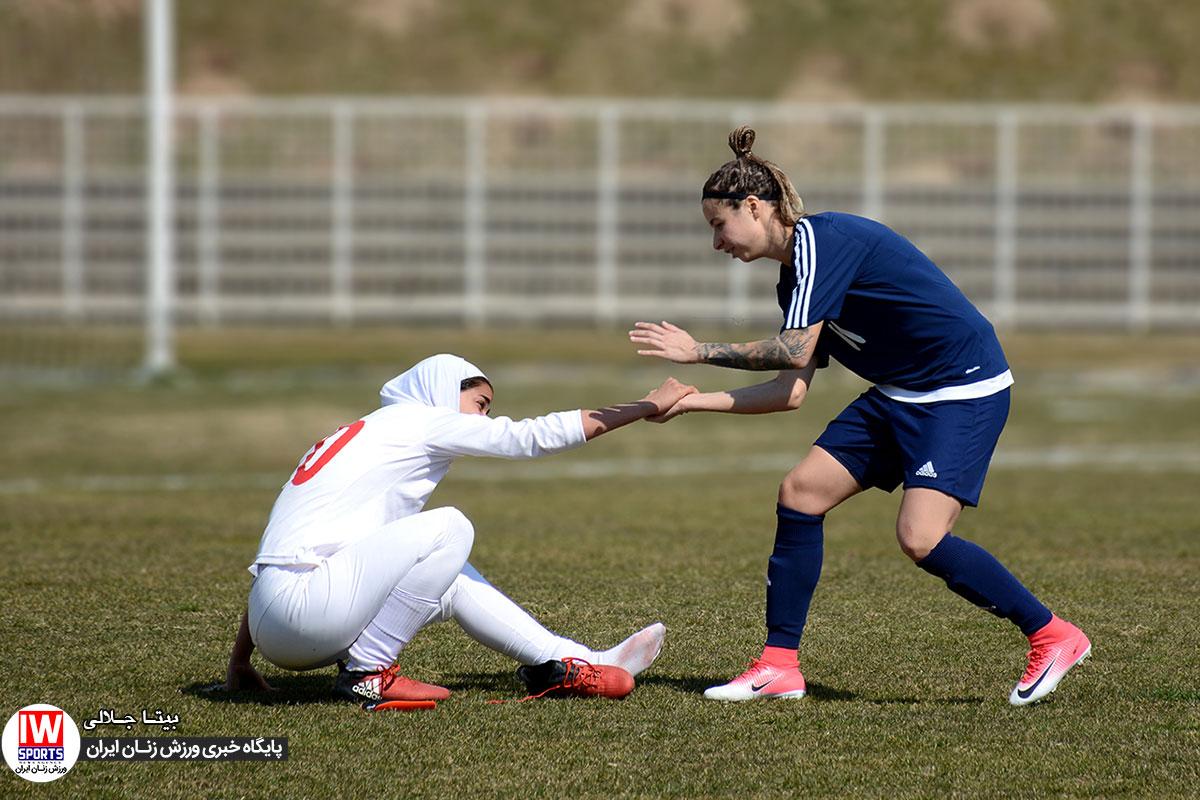 هاجر دباغی و رقم قراردادها در فوتبال زنان