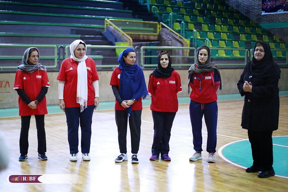 تمرین تیم ملی بسکتبال بانوان 14 1000x667 تمرین تیم ملی بسکتبال بانوان به روایت تصویر