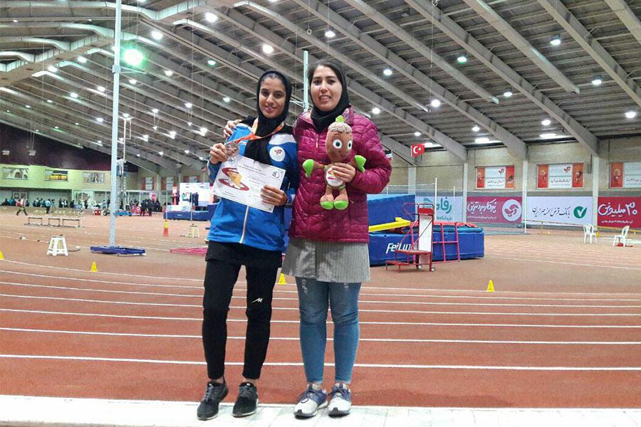 نظرات حمیده جوان در مورد اعزام دختران ایران به مسابقات داخل سالن آسیا