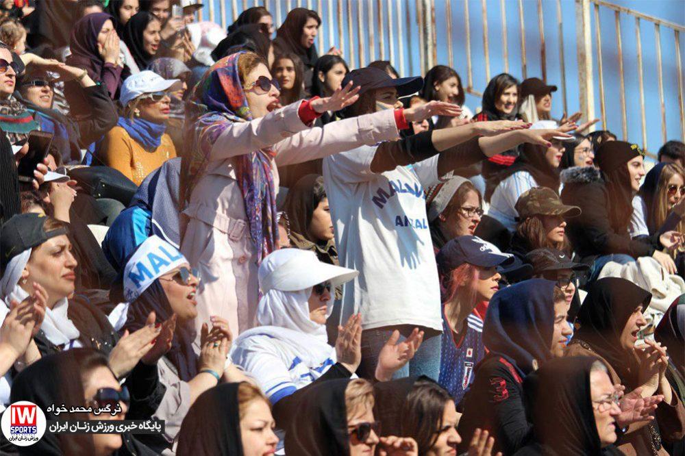 دیدار تیم های فوتبال بانوان ملوان انزلی و شهرداری سیرجان 12 1000x666 دیدار تیم های فوتبال بانوان ملوان انزلی و شهرداری سیرجان به روایت تصویر