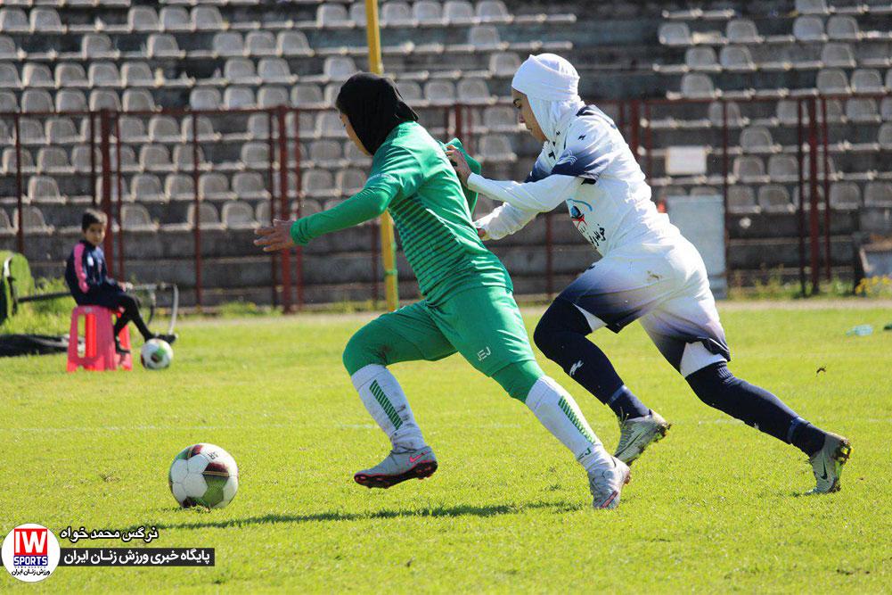 هفته دوازدهم لیگ برتر فوتبال بانوان ؛ شکست تلخ ملوان ، مورد عجیب پارس و بازگشت باشکوه فروغ