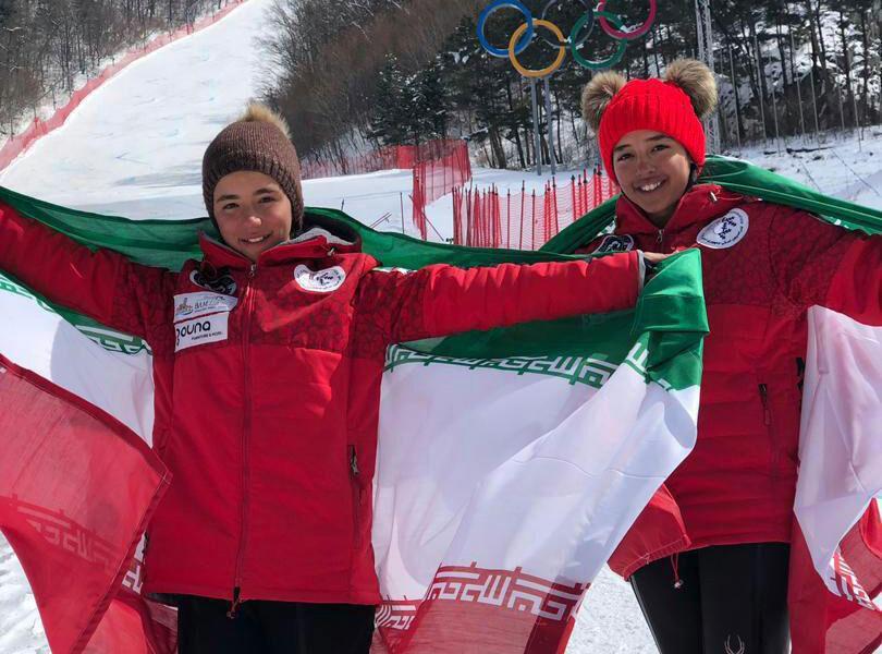 اسکی آلپاین نونهالان آسیا در کره جنوبی و 2 مدال برای دختران ایران
