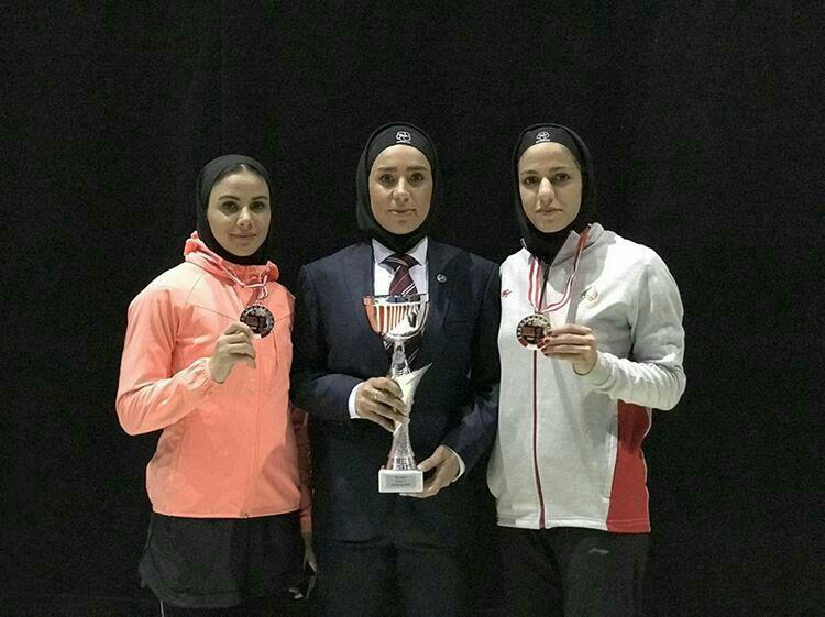 نگاهی بر عملکرد دختران کاراته ایران در سری آ سالزبورگ ؛ مدال بر گردن خاکسار و بهمنیار