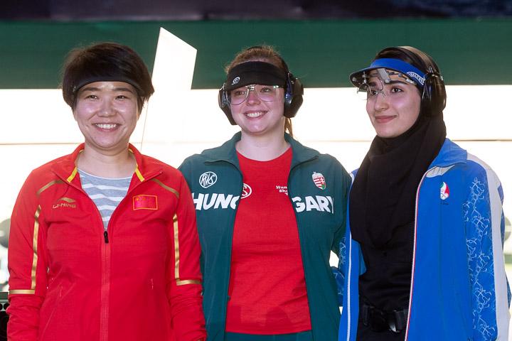 درباره هانیه رستمیان ؛ دختر تیرانداز در یک قدمی سهمیه المپیک توکیو
