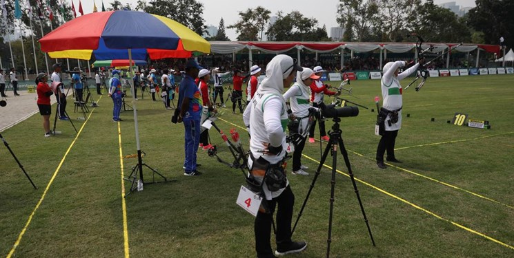 مرحله اول کاپ آسیایی تیراندازی با کمان ؛ کمانداران ایران در انتظار بنگلادش
