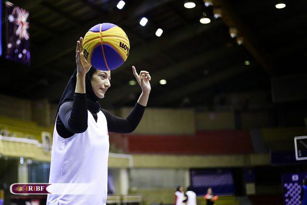 اردوی تیم ملی بسکتبال 3 نفره بانوان 10 600x400 اردوی تیم ملی بسکتبال ۳ نفره بانوان به روایت تصویر