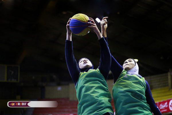 اردوی تیم ملی بسکتبال 3 نفره بانوان 13 600x400 اردوی تیم ملی بسکتبال ۳ نفره بانوان به روایت تصویر