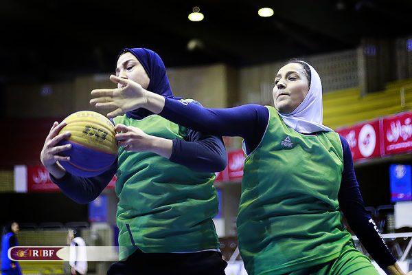 اردوی تیم ملی بسکتبال 3 نفره بانوان 14 600x400 اردوی تیم ملی بسکتبال ۳ نفره بانوان به روایت تصویر