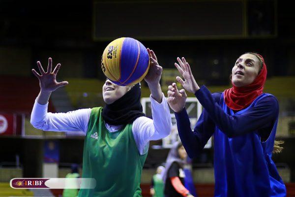 اردوی تیم ملی بسکتبال 3 نفره بانوان 15 600x400 اردوی تیم ملی بسکتبال ۳ نفره بانوان به روایت تصویر