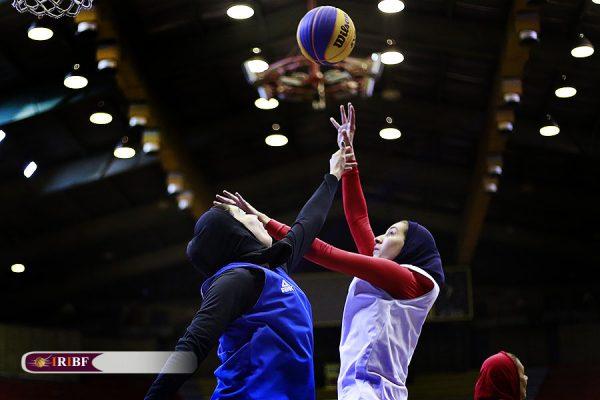 اردوی تیم ملی بسکتبال 3 نفره بانوان 16 600x400 اردوی تیم ملی بسکتبال ۳ نفره بانوان به روایت تصویر
