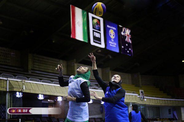 اردوی تیم ملی بسکتبال 3 نفره بانوان 7 600x400 اردوی تیم ملی بسکتبال ۳ نفره بانوان به روایت تصویر