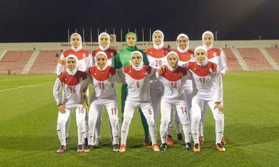 ایران 1 چین تایپه 4 مقدماتی المپیک فوتبال بانوان 400x240 ایران ۱ چین تایپه ۴ | پایان رویا پردازی دختران فوتبالیست در انتخابی المپیک