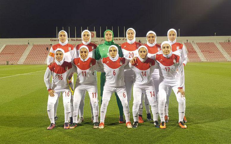 ایران ۱ چین تایپه ۴ | پایان رویا پردازی دختران فوتبالیست در انتخابی المپیک