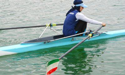 تست انتخابی تیم ملی قایقرانی رویینگ بانوان در دریاچه آزادی 400x240 تست انتخابی تیم ملی قایقرانی رویینگ بانوان برگزار شد
