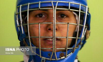 تمرین تیم ملی هاکی بانوان فروردین ۹۸ 1 400x240 اردوی تیم ملی هاکی بانوان به روایت تصویر
