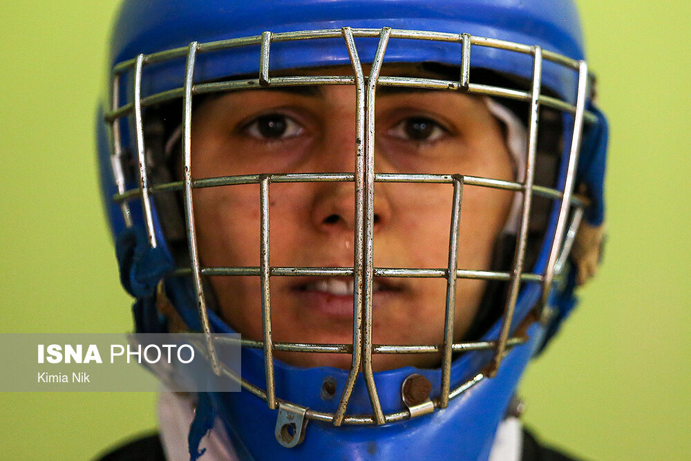 اردوی تیم ملی هاکی بانوان به روایت تصویر