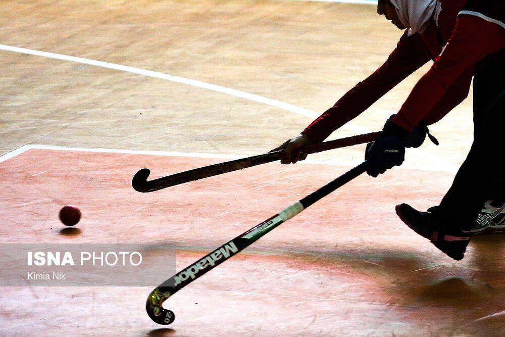 تمرین تیم ملی هاکی بانوان فروردین ۹۸ 13 1000x667 اردوی تیم ملی هاکی بانوان به روایت تصویر