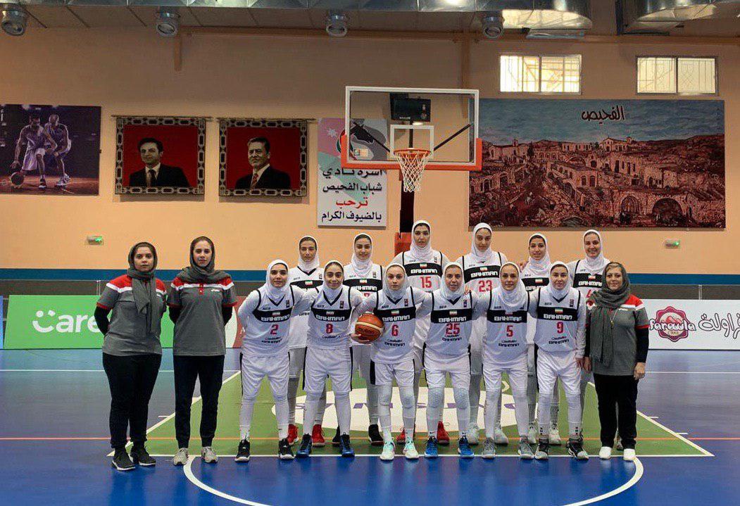 بسکتبال غرب آسیا | یک پیروزی و یک شکست برای بهمن ؛ تیمی بی بهره از تفکر رسانهای