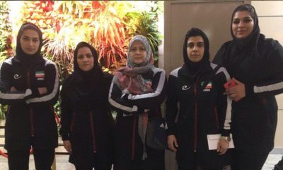 تیم ملی جودوی بانوان اعزامی به امارات 400x240 قرعهکشی جودوی قهرمانی آسیا | استرالیا، هند و ژاپن اولین حریفان دختران جودوکار ایران